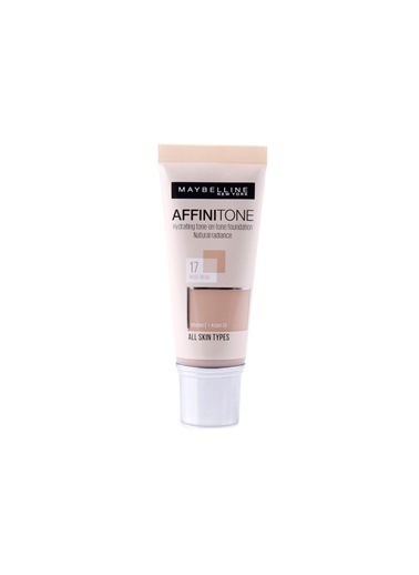 Maybelline Maybelline New York Affinitone  Fondöten - 17 Rose Beige Ten